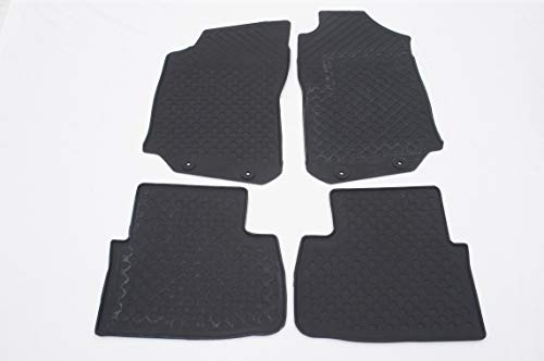 Saab Original 9-5 Floor mats Rubber 32026134
