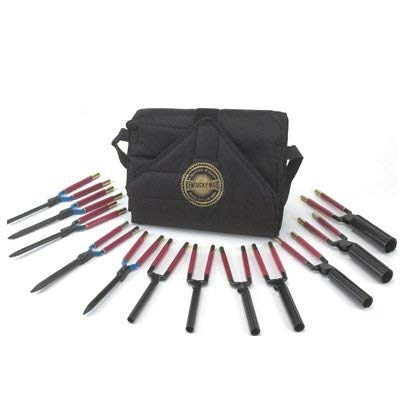 Kentucky Maid 12 piece Iron Set with Cloth Organizer by Kentucky Maid
