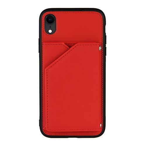 Schutzhülle für iPhone XR (15,5 cm / 6,1 Zoll), Rot