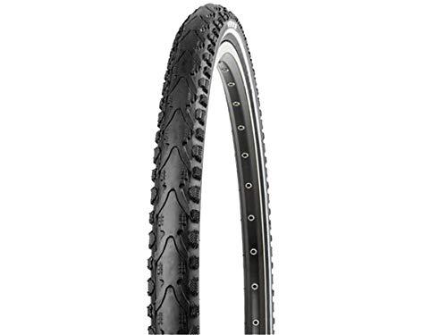 KENDA Khan K-935 K-Shield Plus Reflex E-25 Black 2020 - Neumático para bicicleta (700 x 45 C)
