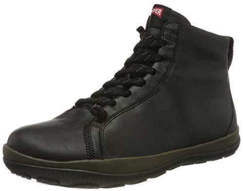 CAMPER Peu Pista Gm męskie buty na kostkę, czarny - czarny - 39 EU