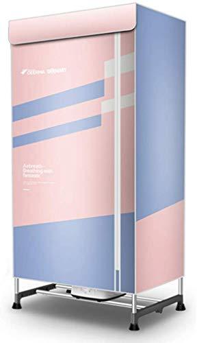 JYDSG Asciugatrice per Uso Domestico di Alta qualità, stendibiancheria ad Asciugatura Rapida in Acciaio Inossidabile, Armadio di Asciugatura Portatile e Multifunzione 680 * 450 * 1450 mm