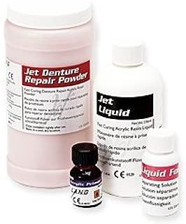 LNG Jet Denture Repair Acrylic Powder Meharry 1LB/Bottle