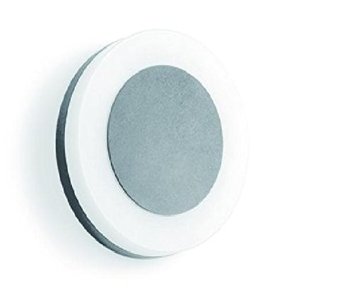Brumberg 10030693 LED-Wandleuchte, silber, 14,5 x 4,7 x 4,7 cm