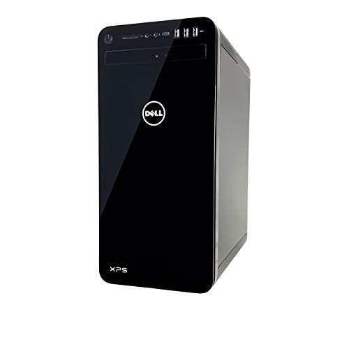 Dell XPS 8930 Tower Desktop - 9th Gen Intel Core i9-9900K 8-Core Processor up to 5.00 GHz, 64GB Memory, 1TB SSD + 3TB Hard Drive, NVIDIA GeForce RTX 2080 8GB GDDR6, DVD Burner, Windows 10 Home, Black