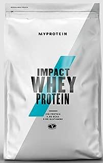 Impact ホエイプロテイン - 5kg - ポーチ - マイプロテイン (ブルーベリーチーズケーキ, 5kg)