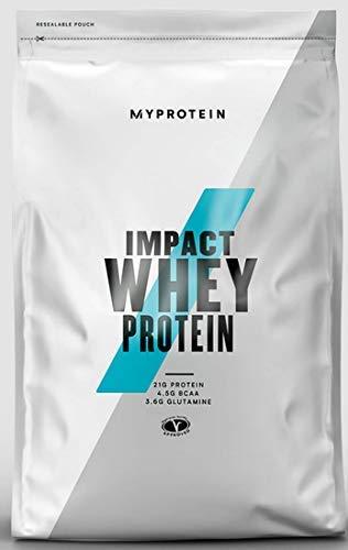 MyProtein Impact Whey Proteína de Suero, Sabor Tarta de Queso y Arándanos - 5000 gr