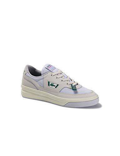 Lacoste Gigi Og Wit - Heren Sneaker - 39SMA0085-03A - Maat 40.5