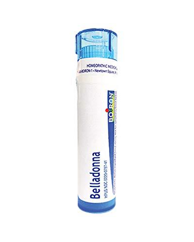 Boiron Belladonna 3c, Blue, 80 Count
