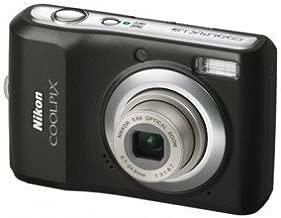 Nikon Coolpix L19 8.0 Megapixel 3.6x Optical Zoom Digital Camera (Black)