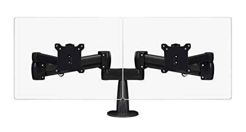 UPLIFT Desk - Range Dual Monitor Arm