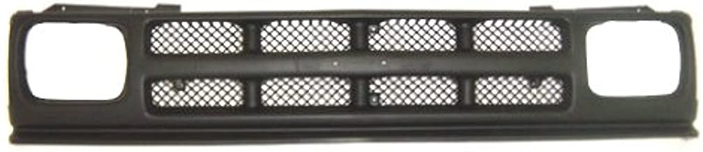 OE Replacement Chevrolet S10 Grille Assembly (Partslink Number GM1200143)
