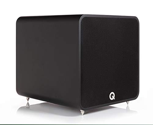 Q Acoustics Q B12 - Subwoofer - Mat Zwart