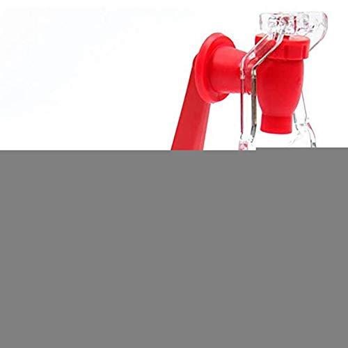 Lvhan Inverted Drinker Handgepresster tragbarer Trinkbrunnen für Inverted Water Dispenser für Cola für Sprite-Flaschen