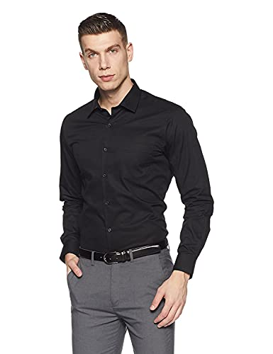 Bollywood Collection Men's Full Sleeves Formal Regular Fit Cotton Shirt