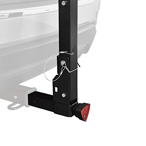 Allen Sports Deluxe Locking Quick Release 4-Bike Carrier for 2
