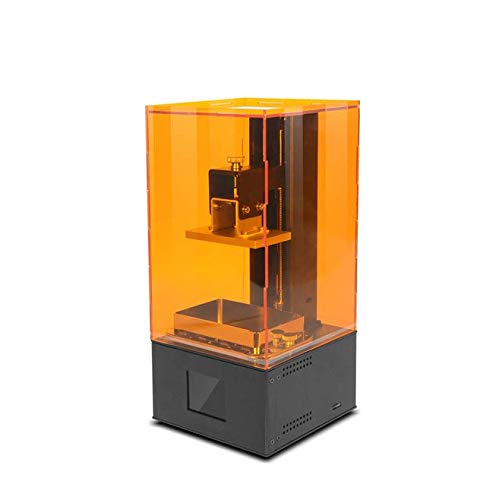 Photodurcissable LCD Imprimante 3D Connexion de Carte TF Plastique Famille Médical Industrie 170x170x360mm
