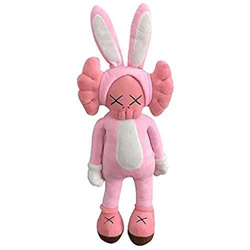 JIAL Anime BFF Original Gefälschte Rosa Plüschtiere, Brian Straße Plüschkissen Gefüllte Puppe, Kpop Mode KAWS Warme Bolster BFF Puppen 50cm Chongxiang