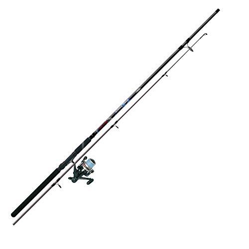 Jenzi canna da pesca canna da pesca con mulinello e lenza Canna da pesca alla trota