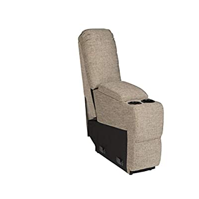 Thomas Payne 643642 Seismic Series RV Modular Theater Seating Center Console