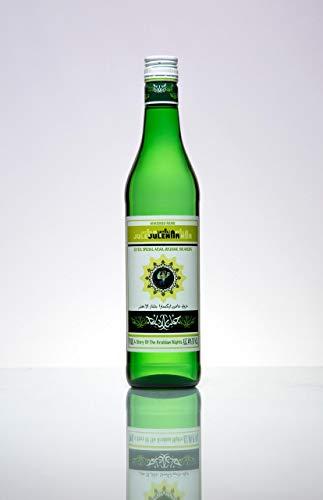 Julenar, Arak Julenar Grün, Arak Layali Julenar The Green - Anisschnaps Spezialität aus Griechenland 0.7l
