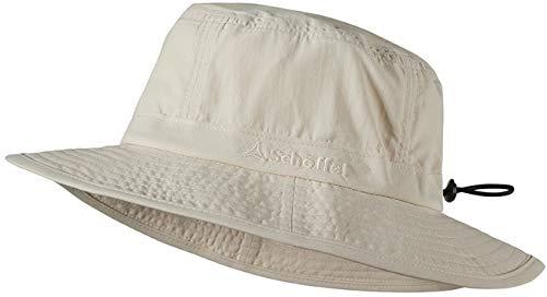 Schöffel Herren Mütze/hüte/caps Sun Hat4, moonbeam, XL, 22232