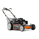 Shop Husqvarna LC 221FH 160-cc 21-in Self-propelled Gas Lawn Mower with Honda Engine at Lowes.com