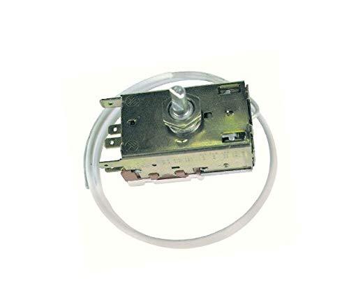 Thermostat für Kühlschrank/Gefrierschrank 3 x 4,8 mm AMP Ranco K59-L2622