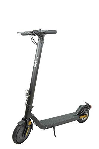 """CityBlitz E-Scooter Traveller, CB075SZ mit Straßenzulassung, 8,5\"""" Elektroroller, schwarz"""