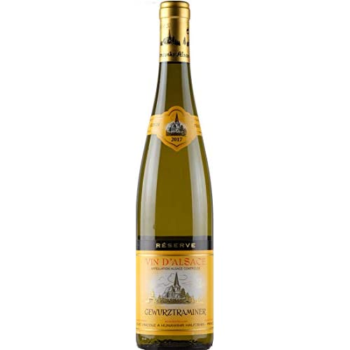 Cave Vinicole a Hunawihr Gewurztraminer Reserve Blanc d'Alsace 2017