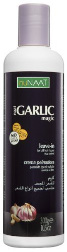 Nunaat Garlic Magic Leave-In 1.5 oz. (Pack of 2) by nunaat