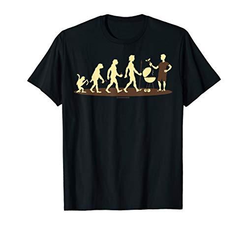 BBQ - Grill Evolution vom Affen - zum Profi Griller