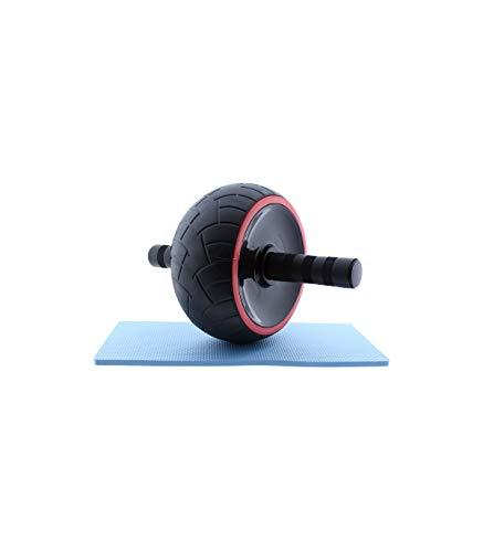 Riscko Wonduu Rueda Abdominal Pilates King AB Wheel con Esterilla Antideslizante