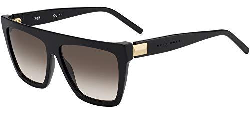 Hugo Boss Boss 1153/S Gafas de Sol, Negro, 57 para Mujer