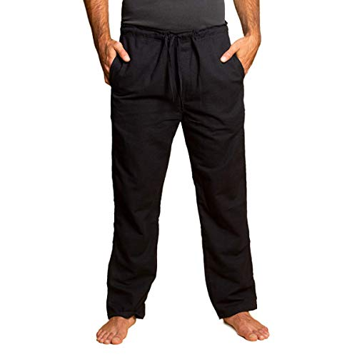 PANASIAM Pants,T01 in Black, L