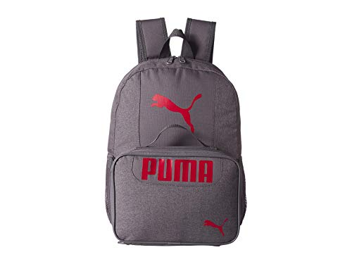 PUMA Evercat The Duo Combo Pack Backpack Grub Kit Grey/Red One Size