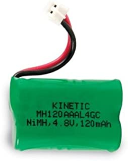Axiom (TM 120mAh Battery Replacement fits SportDOG SDT00-11907 MH120AAAL4GC (DC-17)