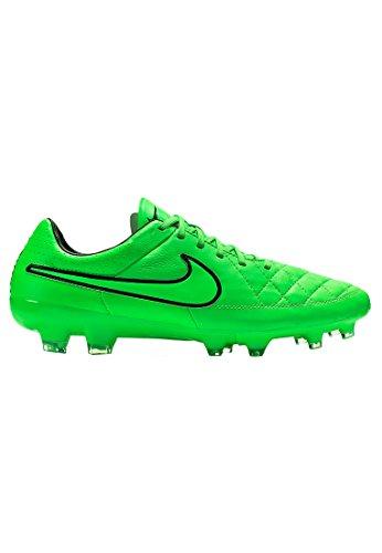 Nike Tiempo Legacy Fg - Scarpe da calcio da uomo, Uomo, 631521-330, STRIKE/GRN STRK-BLK-, US 6 | EUR 38,5 | UK 5,5 | CM 24