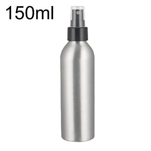 Stijlvolle Aluminium Opslag Fles Houder voor Lotion Shampoo Toner Vloeibare Make-up Cosmetische (40-250ml)