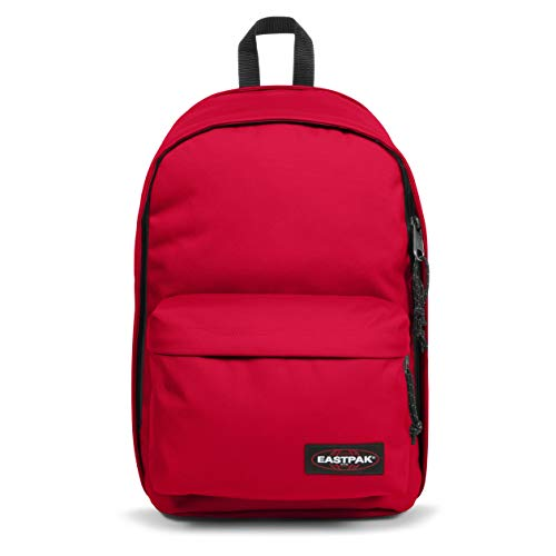 Eastpak Back To Work Rucksack, 43 cm, 27 L, Rot (Sailor Red)