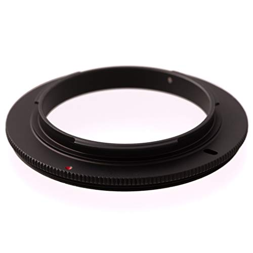 Ares Foto® 49mm Retroadapter Makro Umkehrring Adapter Ring. Für Sony Alpha E-Mount Kameras: a6400 a9 a7R a7 a7S a6500 a6300 a6000 a5100 a5000 a3000