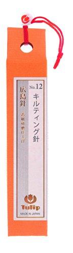 チューリップ 針ものがたり『キルティング針 No.12(THN-006)』