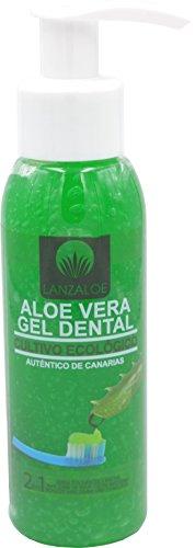 Lanzaloe Gel dental, 75 ml - Aloe Vera Zahngel von Lanzarote
