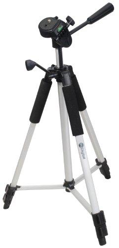 Professional 57' TRIPOD FOR All Canon Sony, Nikon, Samsung, Panasonic, Olympus, Kodak, Fuji, Cameras And Camcorders + DB MicroFiber Cleaning Cloth (PERFECT HOLIDAY GIFT)