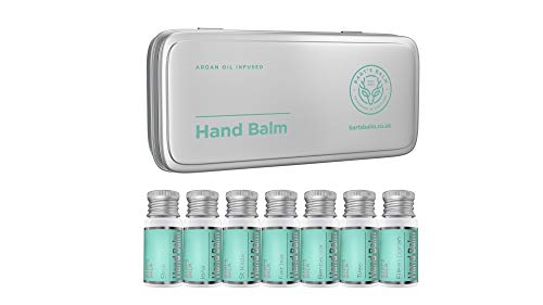 Bart's Balm Argan Oil Infused Hand Cream Gifts For Women - Beauty Moisturiser Lotion Treatment Gift Sets- Perfect Birthday Gifts For Her - Intensive Care Handcream For Very Dry Gardening Working Hands