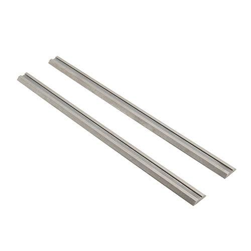 TAROSE 3-1/4 Inch (82mm) High-speed Steel(HSS) Replacement Hand Planer Blades for DeWalt DW680K D26677K, Bosch PL1632 PL2632K, Makita KP0810 KP0800K, WEN 6530, Vonhaus and most Hand Planer, Pack of 2