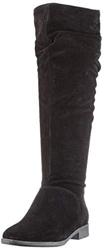 Tamaris Damen 1-1-25596-23 Hohe Stiefel, Schwarz (Black 001), 39 EU