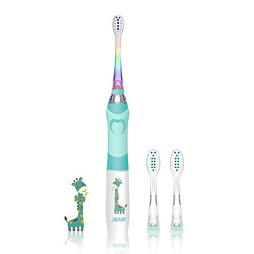SEAGO SG977 Kids Electric Toothbrush Sonic Toothbrush