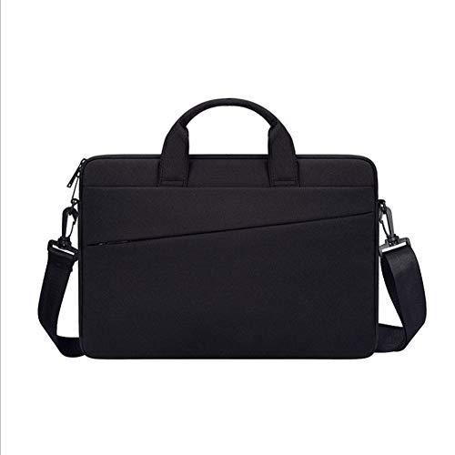 TXYJ Laptoptas voor heren, 13,3 inch - 15,6 inch, lichtgewicht beschermhoes