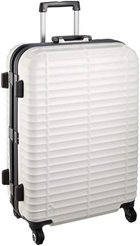 [プロテカ] スーツケース 日本製 ストラタム サイレントキャスター 保証付 64L 61 cm 4.5kg ウォームグレー